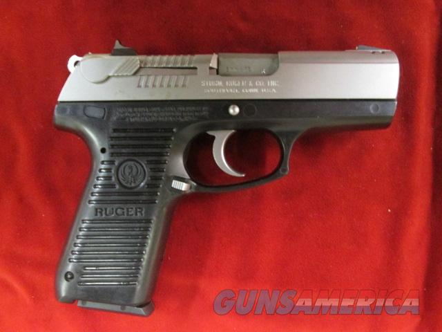 RUGER P95 STAINLESS 9MM USED  Guns > Pistols > Ruger Semi-Auto Pistols > P-Series