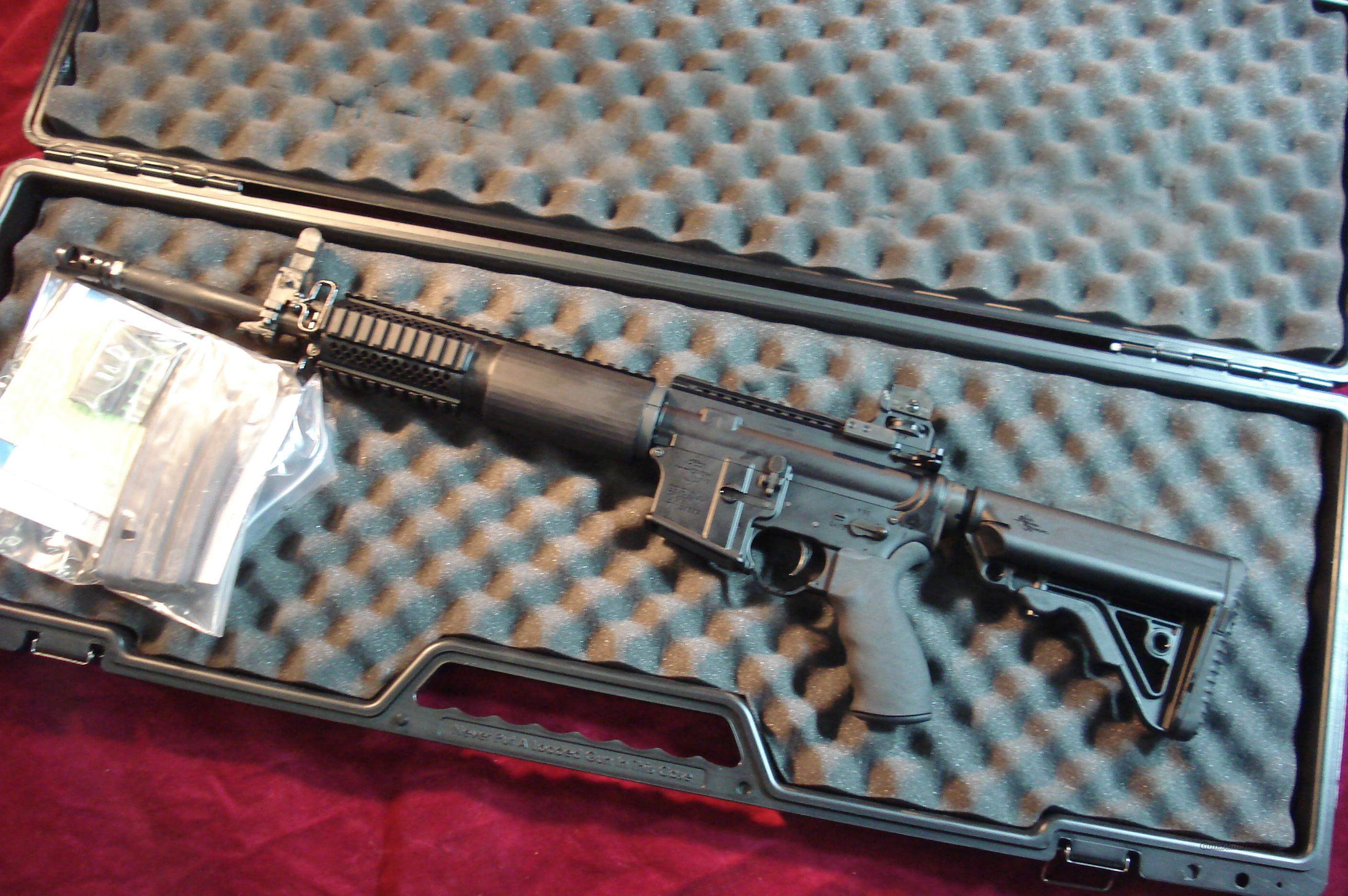 ROCK RIVER ARMS LAR-15 ELITE OPERATOR 2 5.56/223 CAL. W/ DOMINATOR 2 MOUNT NEW  Guns > Rifles > Rock River Arms Rifles