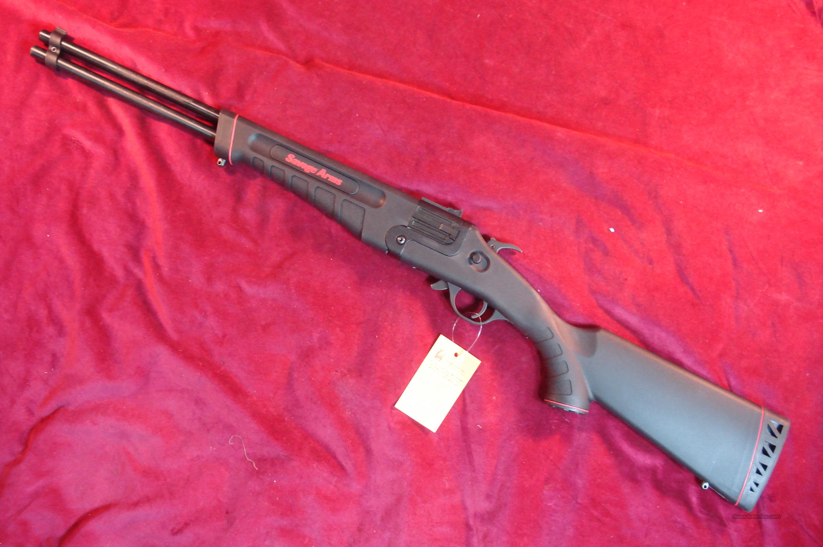 SAVAGE M42 BREAK ACTION RIFLE .410/22 LR CAL NEW  Guns > Shotguns > Savage Shotguns