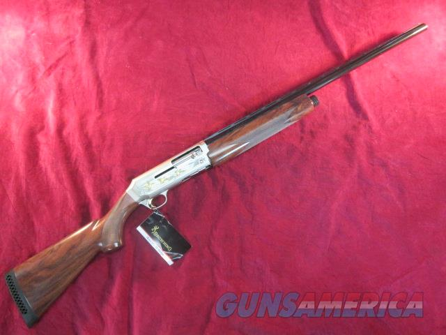 BROWNING GOLD FIELD DELUXE LIKE NEW IN BOX   Guns > Shotguns > Browning Shotguns > Autoloaders > Hunting
