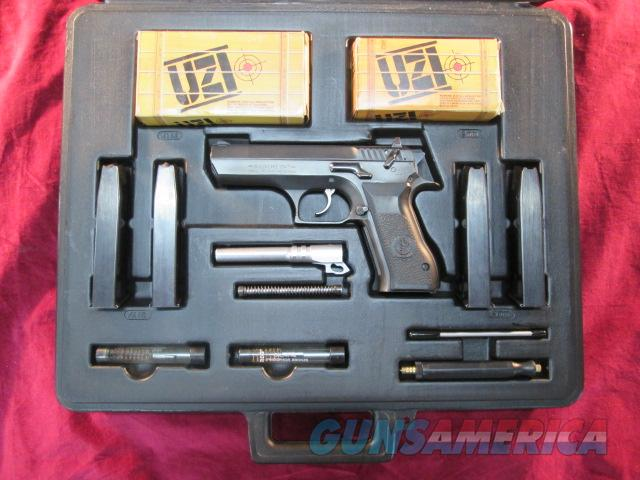 ISRAEL MILITARY INDUSTRIES JERICHO 941 SEMI AUTO PISTOL 9MM/ 41 AE USED  Guns > Pistols > IMI Pistols