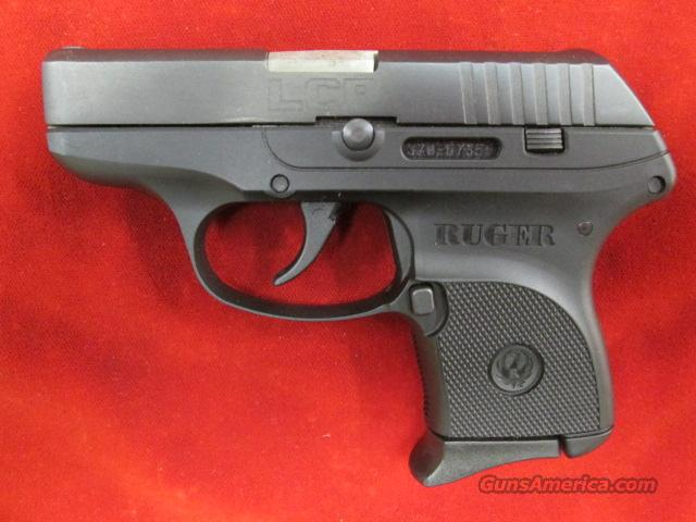 RUGER LCP (Lightweight Compact Pistol) 380CAL. USED  Guns > Pistols > Ruger Semi-Auto Pistols > LCP