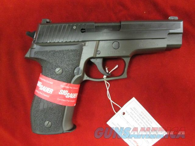 SIG SAUER CERTIFIED PRE OWNED P226 NO RAIL NEW   Guns > Pistols > Sig - Sauer/Sigarms Pistols > P226