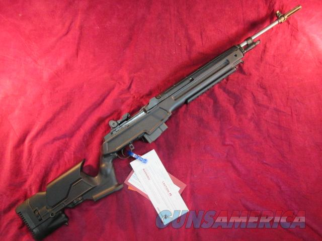 SPRINGFIELD ARMORY M1A W/ STAINLESS NATIONAL MATCH BARREL AND PRECISION ADJUSTABLE STOCK NEW (MP9826)   Guns > Rifles > Springfield Armory Rifles > M1A/M14