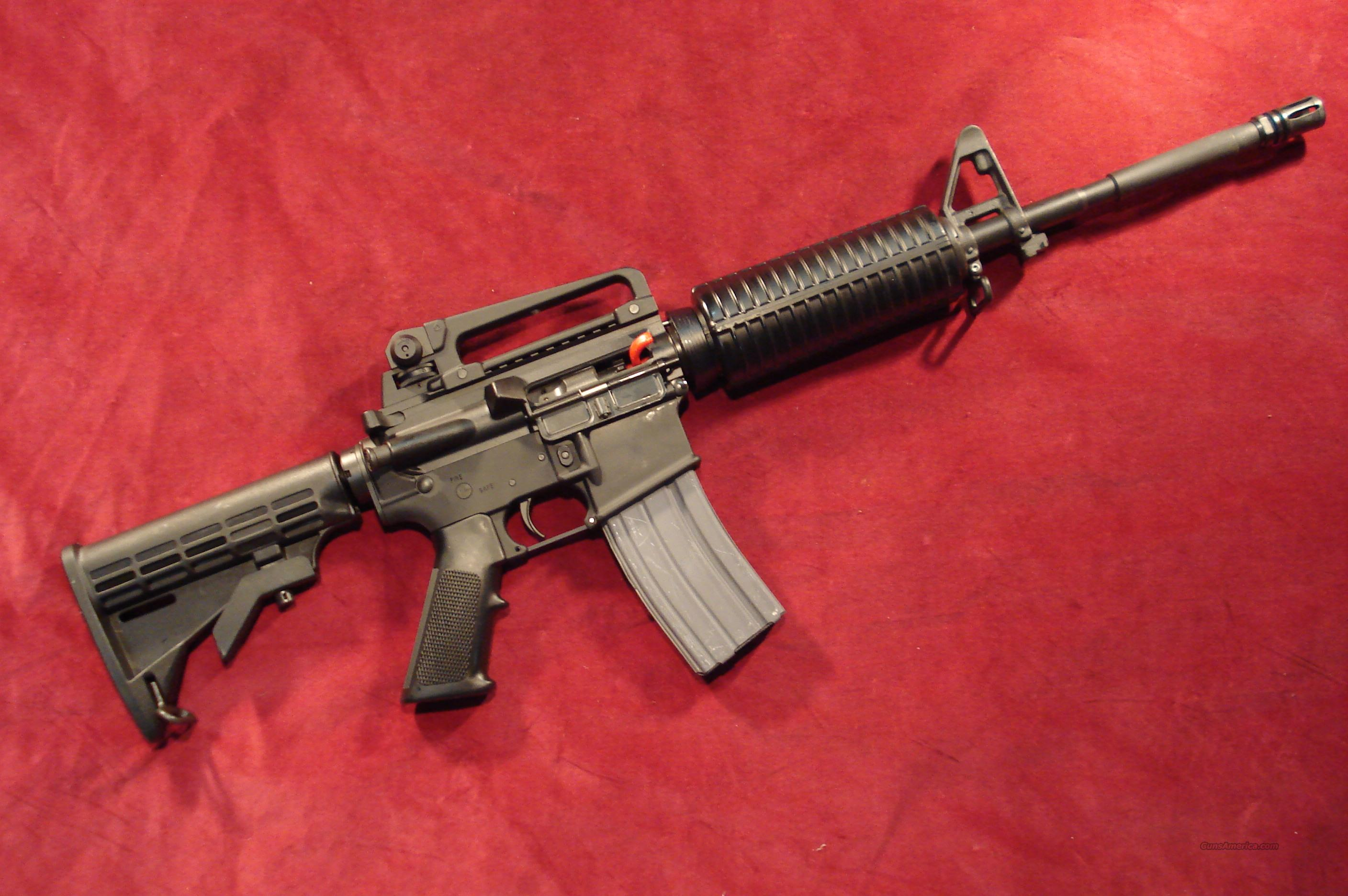 DPMS PANTHER AP4 CARBINE  NEW  Guns > Rifles > DPMS - Panther Arms > Complete Rifle