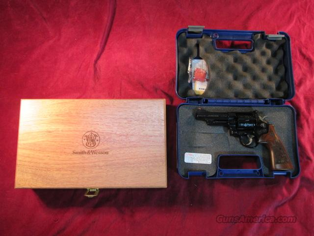 "SMITH AND WESSON 29 ENGRAVED, 4"" BARREL 44 MAGNUM NEW  Guns > Pistols > Smith & Wesson Revolvers > Full Frame Revolver"