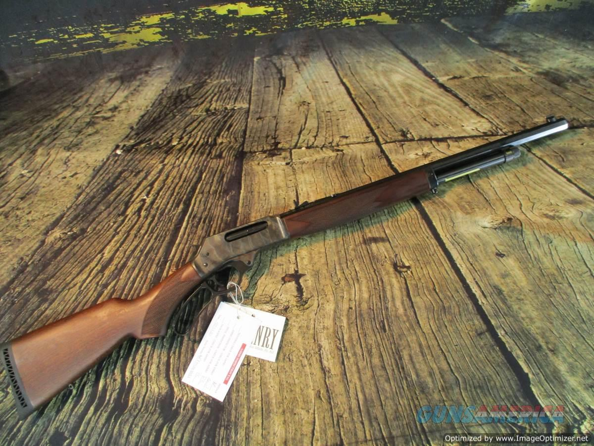 "Henry 47-70 Gov'T Case Hardened Lever Action 22"" New (H010CC)  Guns > Rifles > Henry Rifle Company"