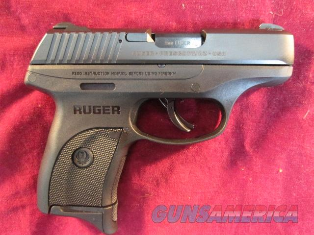 RUGER LCPS PRO 9MM NO MANUAL SAFTEY NEW  Guns > Pistols > Ruger Semi-Auto Pistols > LC9
