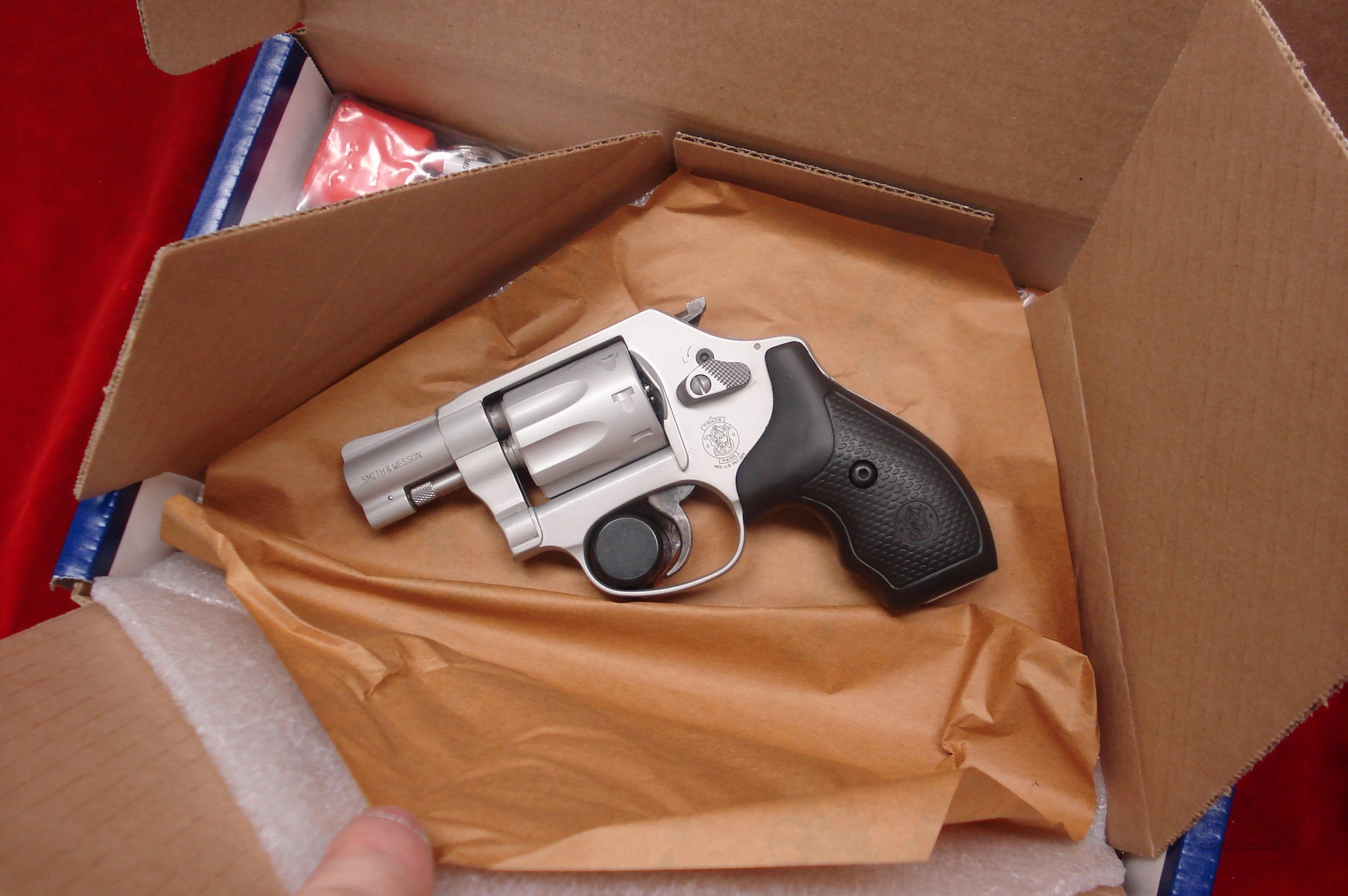 "SMITH AND WESSON 317 AIRLITE 1 7/8"" 22LR NEW  Guns > Pistols > Smith & Wesson Revolvers > Pocket Pistols"