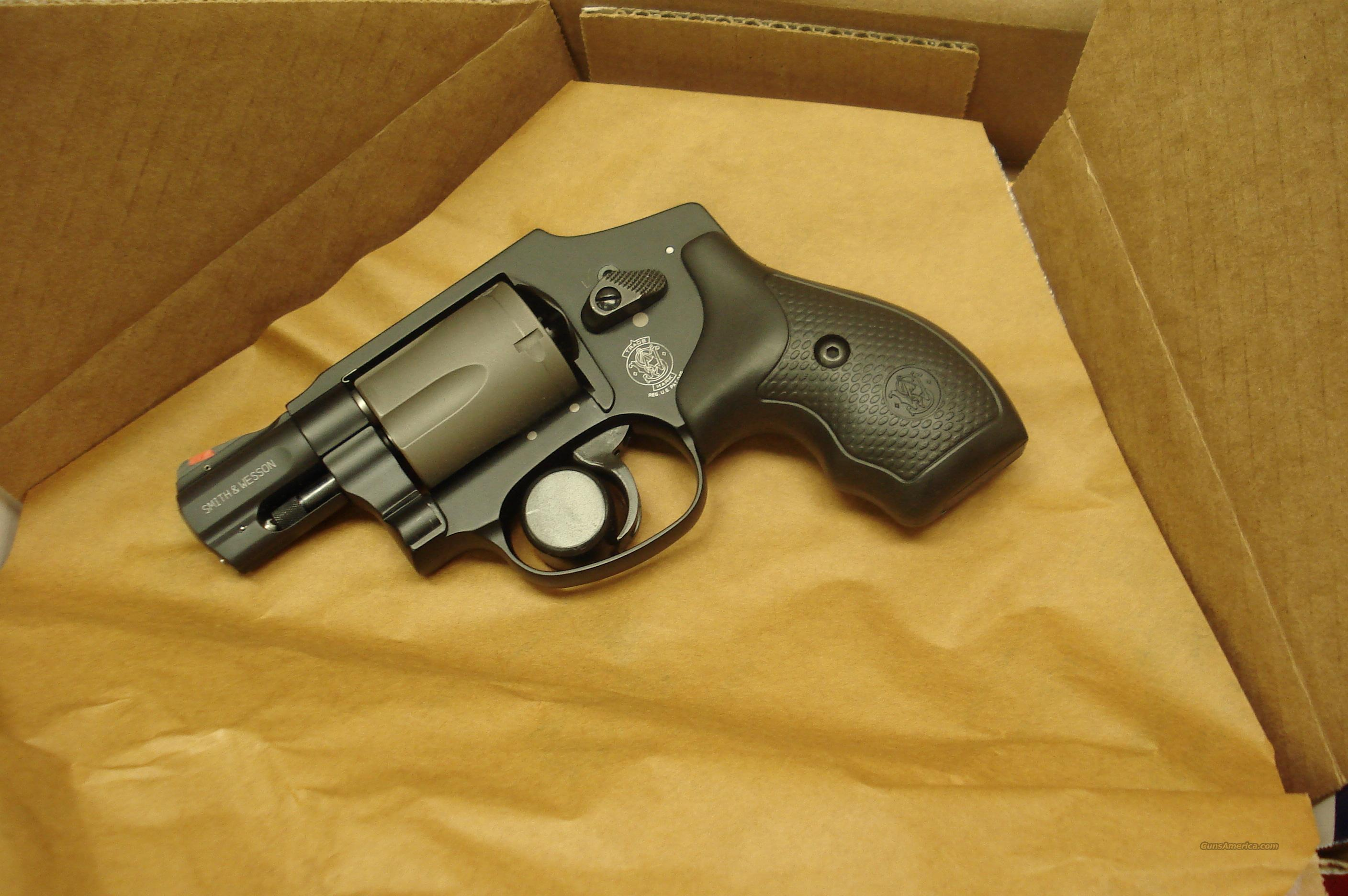 SMITH AND WESSON MODEL 340PD SCANDIUM AIRLITE 357 MAG. NEW  Guns > Pistols > Smith & Wesson Revolvers > Pocket Pistols