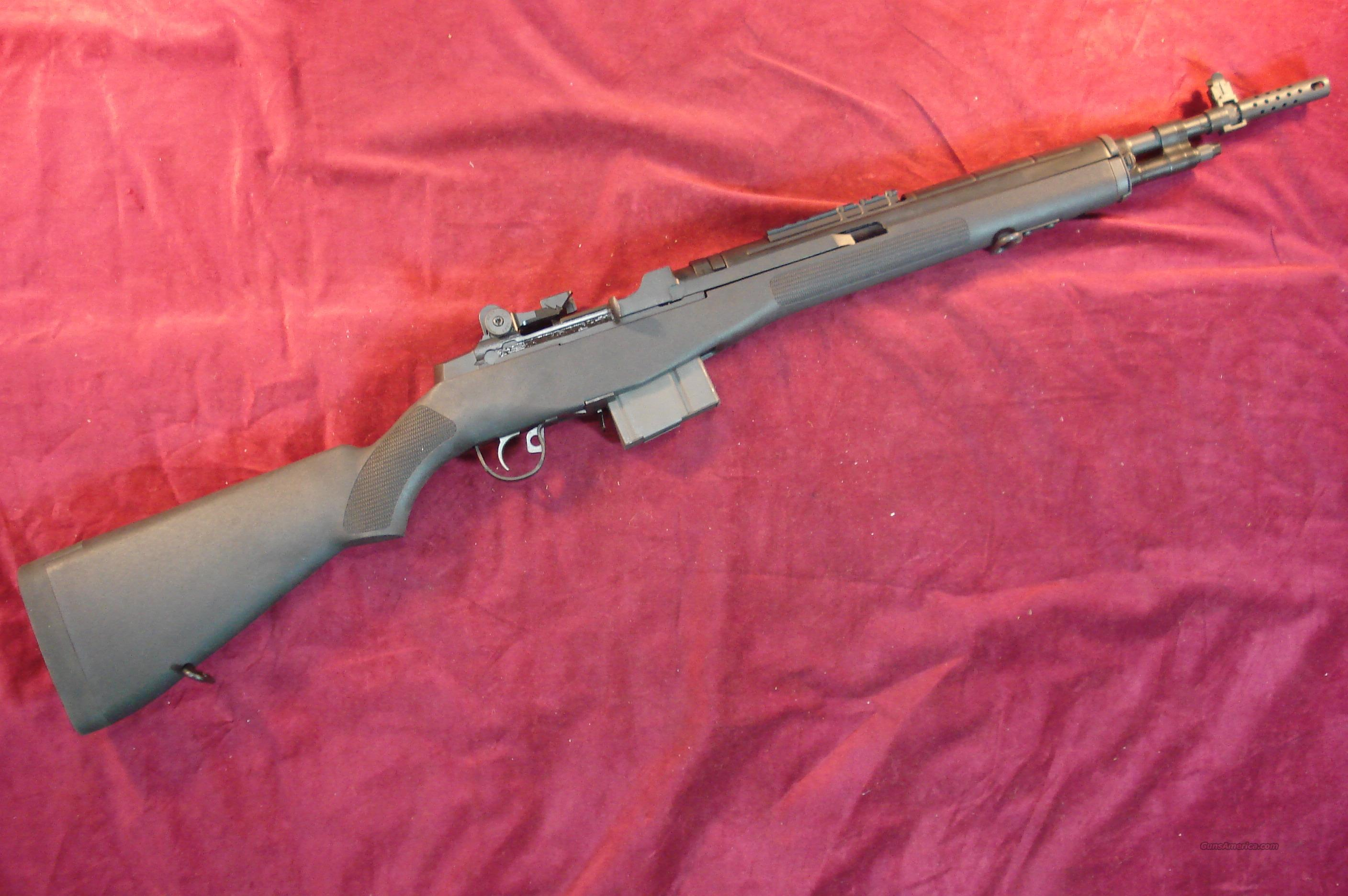 SPRINGFIELD ARMORY M1A SCOUT SQUAD RIFLE 308 CAL (AA9126) NEW  Guns > Rifles > Springfield Armory Rifles > M1A/M14