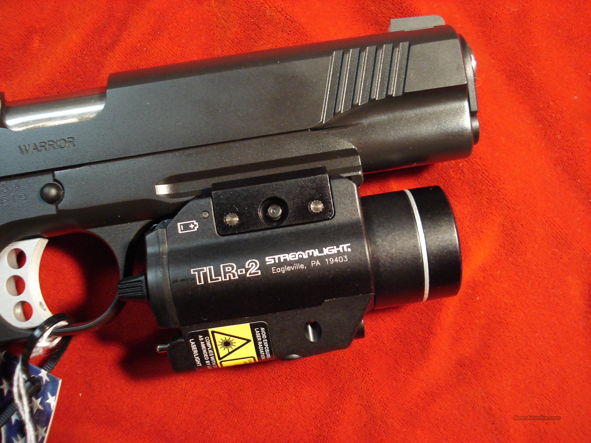 STREAMLIGHT TLR-2 WEAPON MOUNTED LIGHT/LASER SIGHT  Non-Guns > Scopes/Mounts/Rings & Optics > Non-Scope Optics > Other