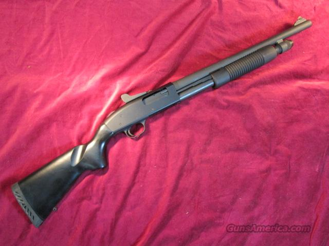 "MOSSBERG 12 GA 590A1 18.5"" BARREL  3"" CHAMBER BLACK NEW  Guns > Shotguns > Mossberg Shotguns > Pump > Tactical"