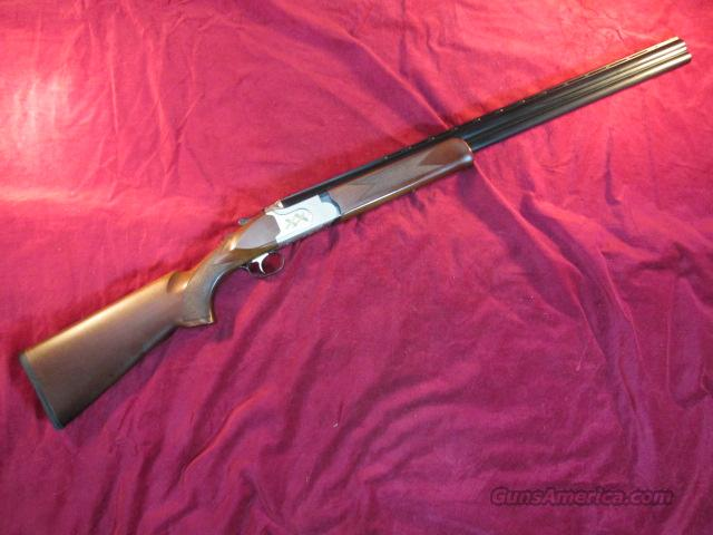"MOSSBERG SILVER RESERVE 12 GA 28"" USED  Guns > Shotguns > Mossberg Shotguns > Over/Under"