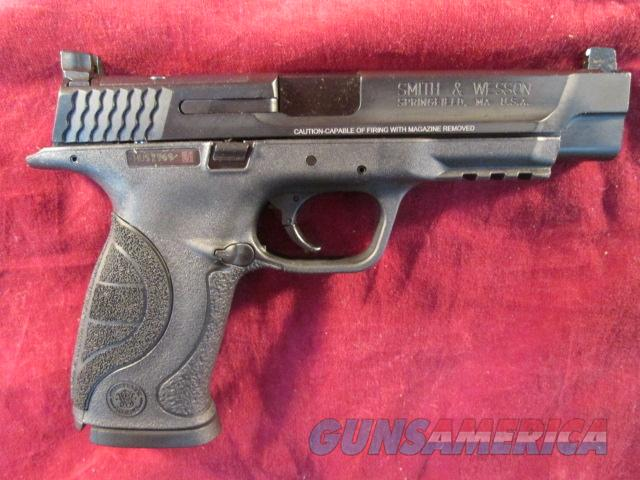 SMITH AND WESSON M&P PRO CORE  9MM LONG NEW  Guns > Pistols > Smith & Wesson Pistols - Autos > Polymer Frame