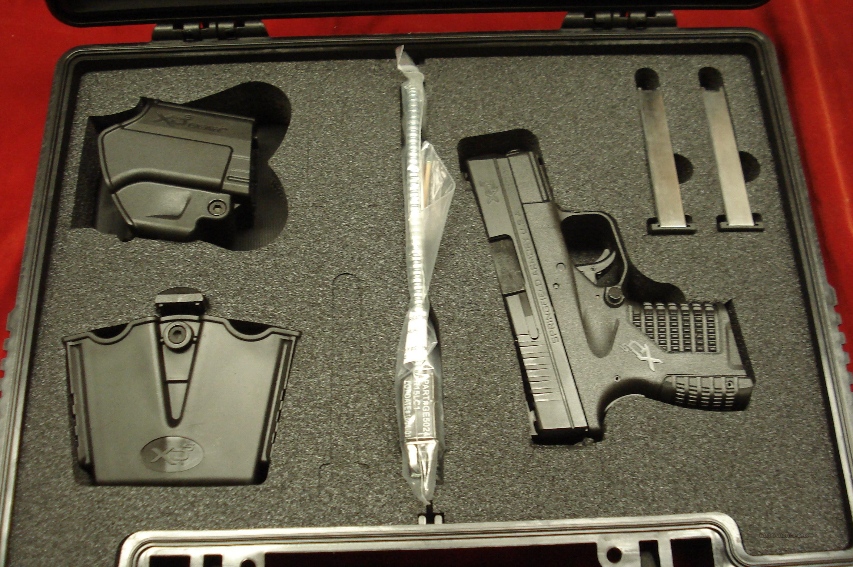 SPRINGFIELD ARMORY XDS 45ACP CAL.   Guns > Pistols > Springfield Armory Pistols > XD-S