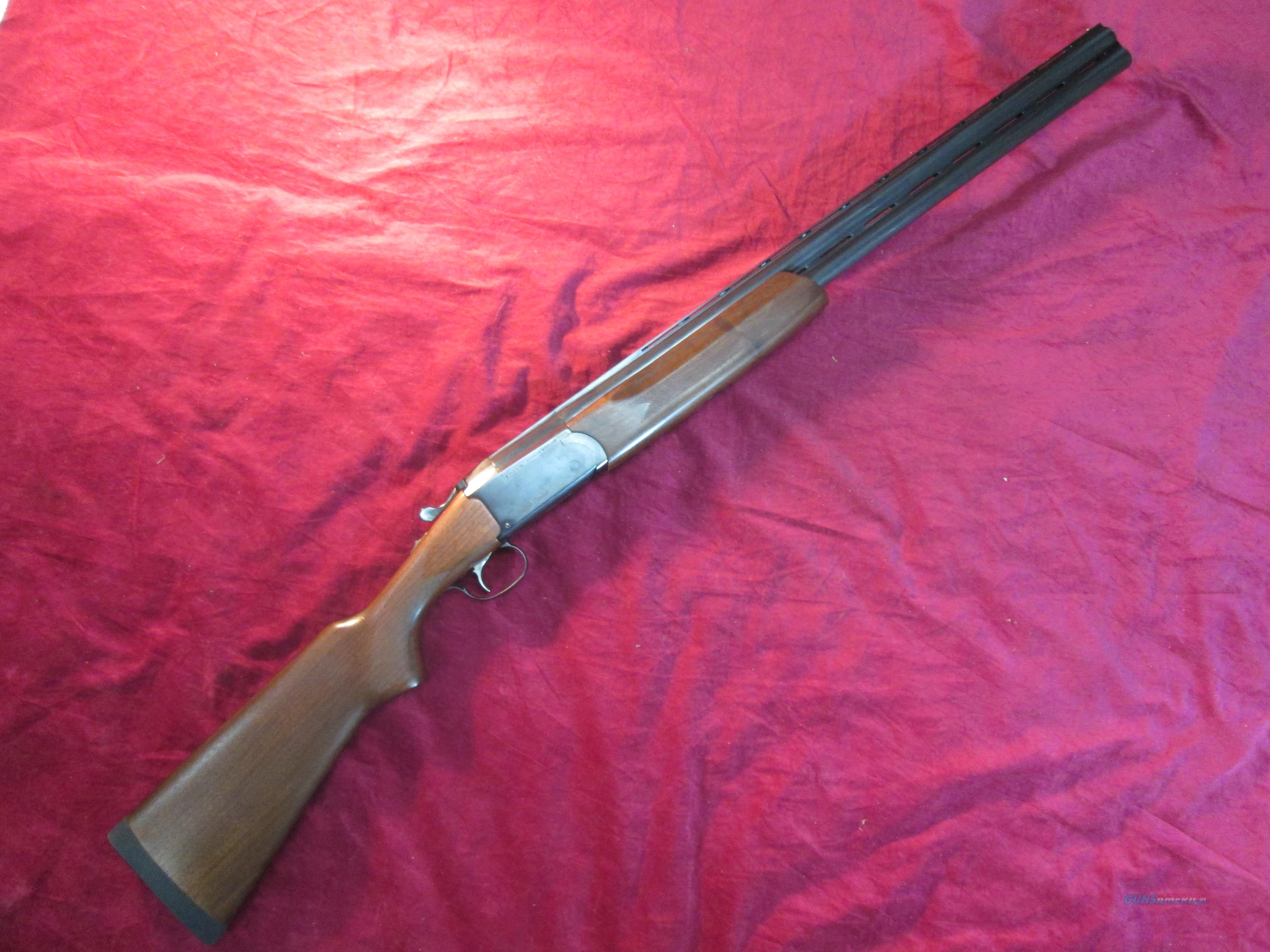 STOEGER CONDOR 12GA OVER UNDER USED  Guns > Shotguns > Stoeger Shotguns