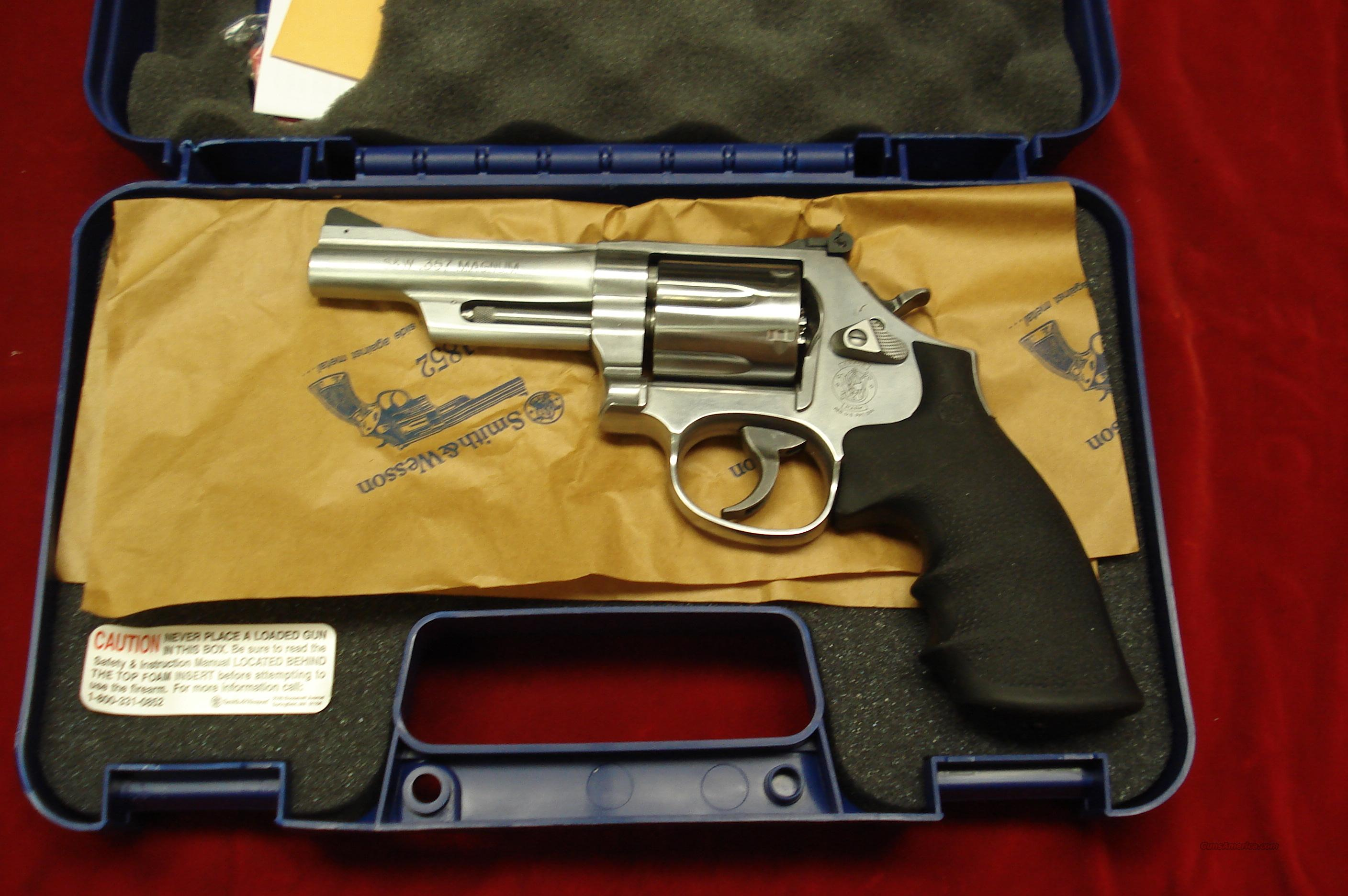 SMITH AND WESSON MODEL 686 MOUNTAIN GUN 357 MAG NEW  Guns > Pistols > Smith & Wesson Revolvers > Full Frame Revolver