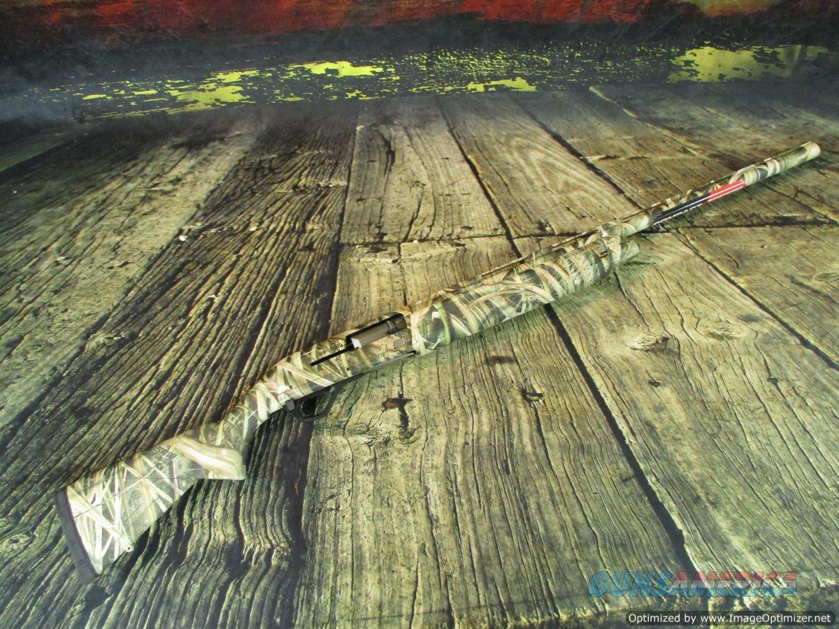 "Winchester SX4 Waterfowl Hunter Compact 12g 26"" Mossy Oak Shadow Grass Blades (511231391)  Guns > Shotguns > Winchester Shotguns - Modern > Autoloaders > Hunting"