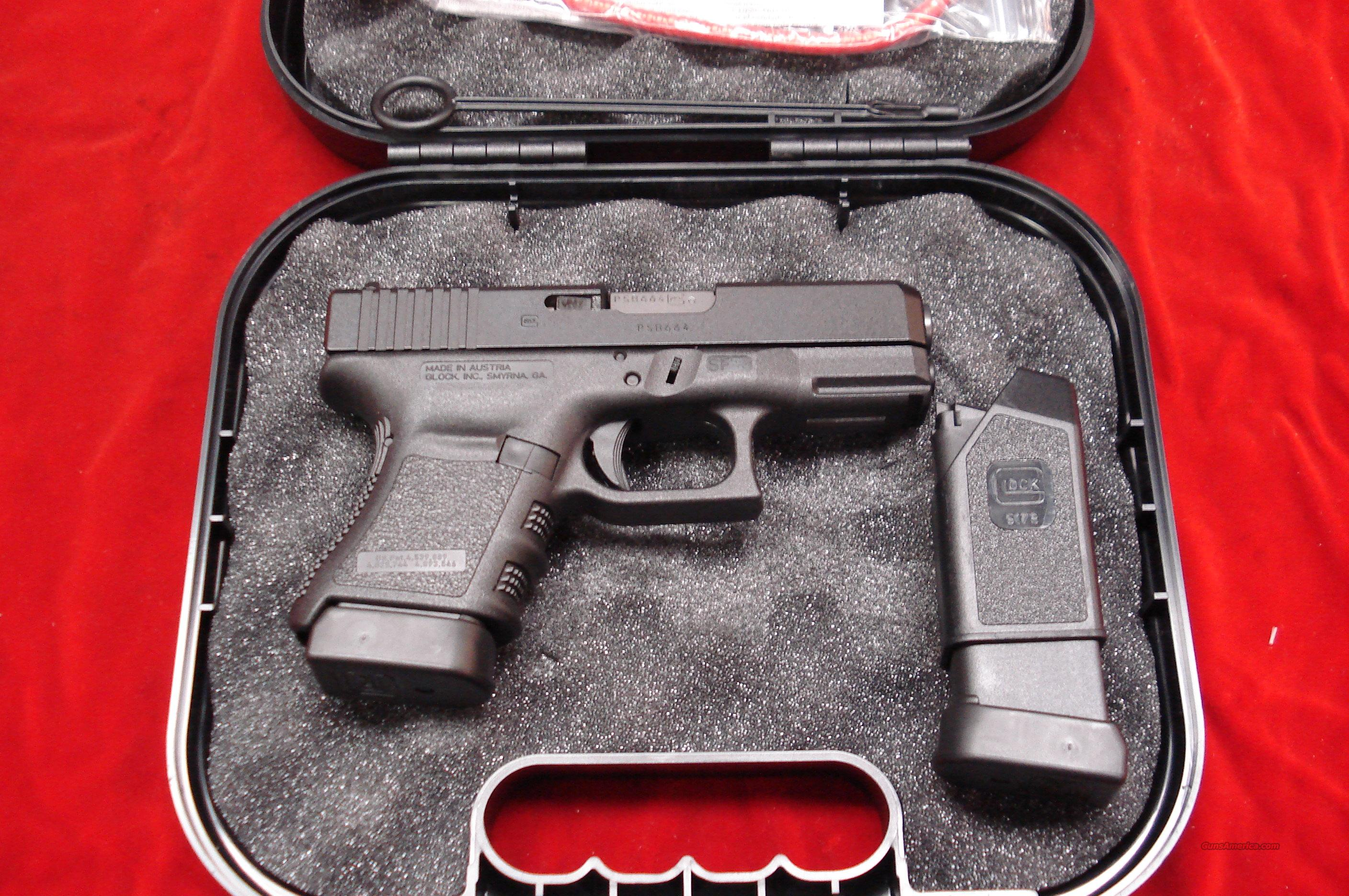 GLOCK MODEL 30SF (SLIM FRAME) 45ACP NEW  Guns > Pistols > Glock Pistols > 29/30/36