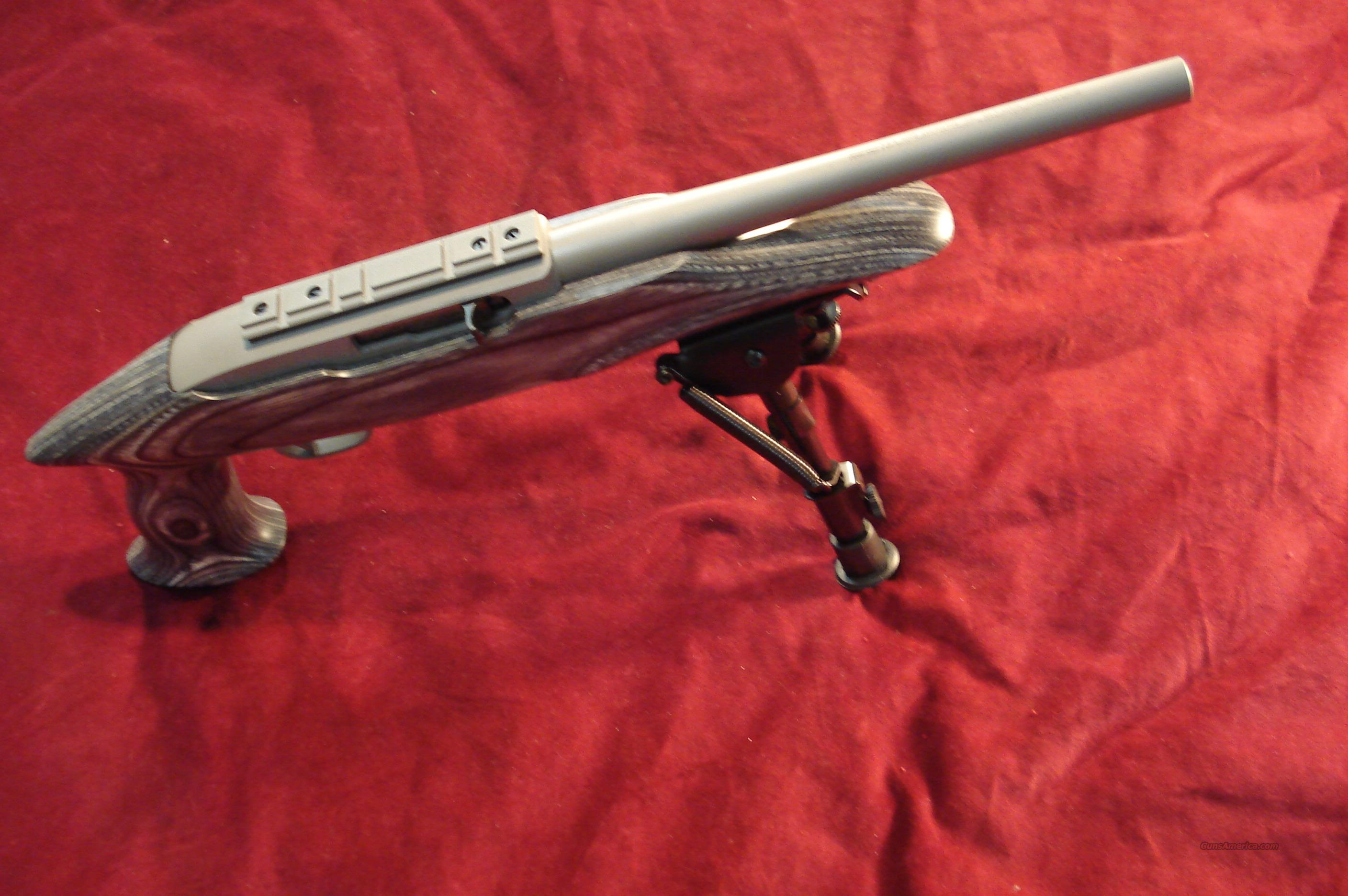 RUGER STAINLESS CHARGER 22LR PISTOL NEW