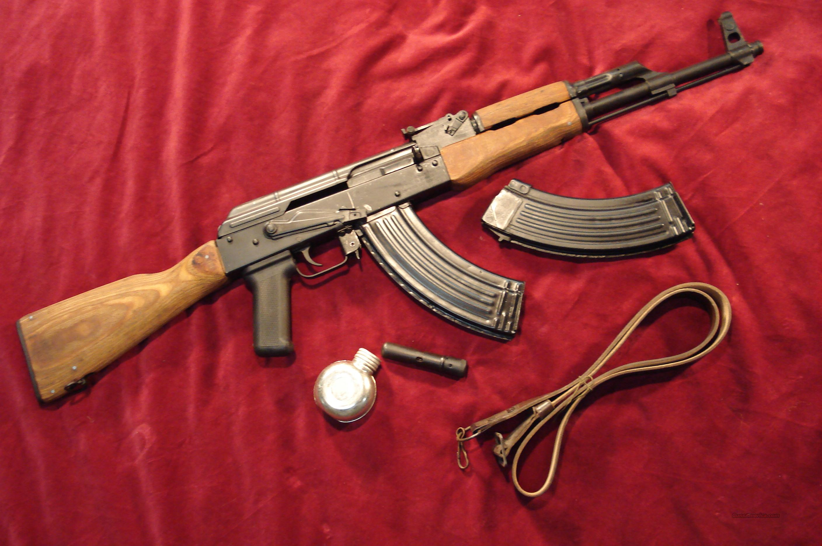 ROMANIAN AK 7.6 X39 CAL. NEW  Guns > Rifles > AK-47 Rifles (and copies) > Full Stock
