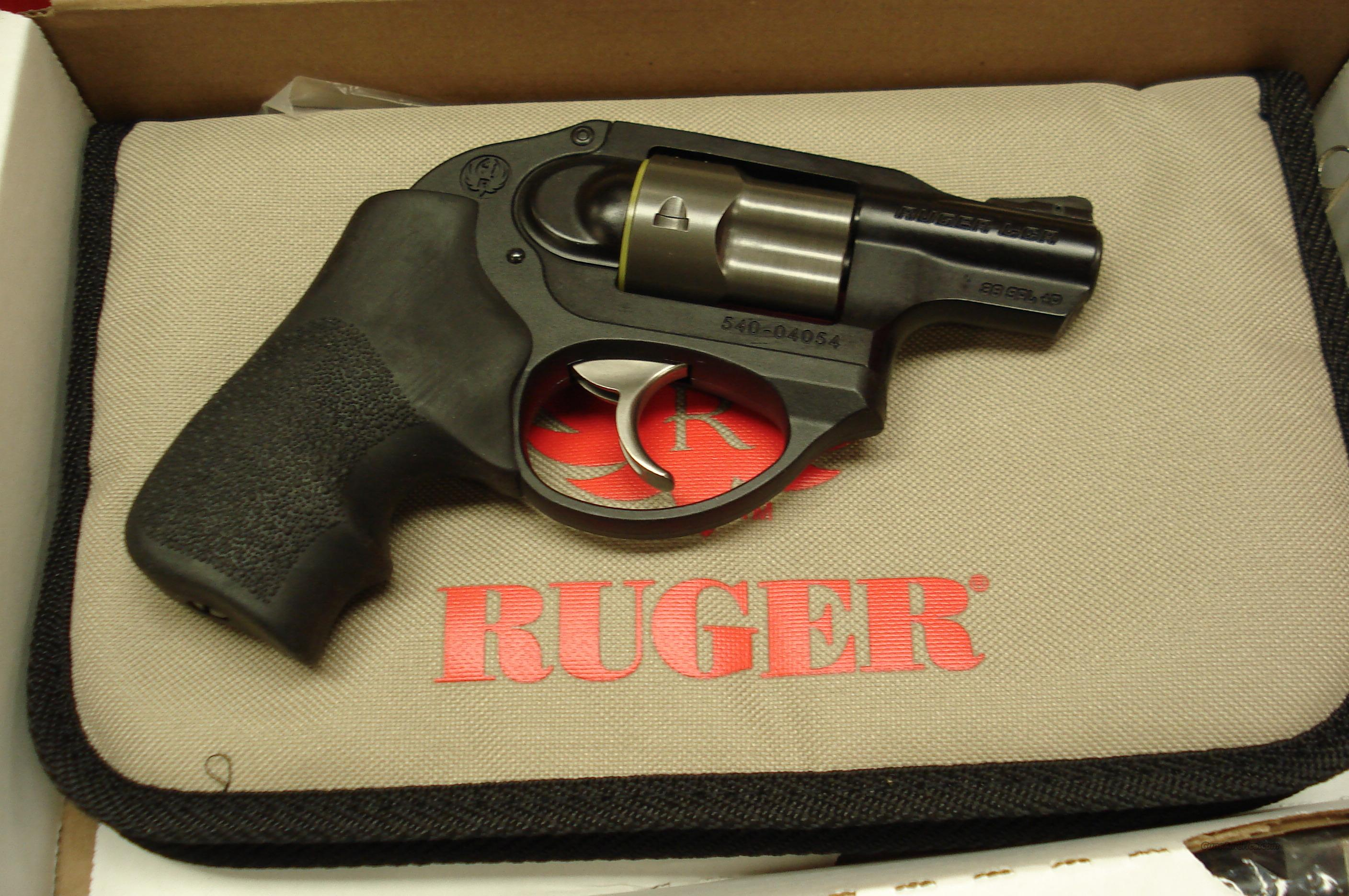 RUGER LCR 38SPL.+P  NEW   Guns > Pistols > Ruger Double Action Revolver > SP101 Type