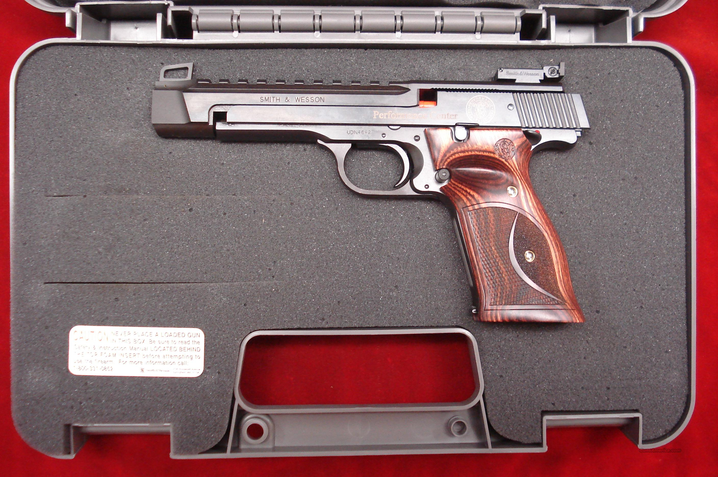 Victory Auto Sales >> SMITH AND WESSON PERFORMANCE CENTER M41 22LR TA... for sale