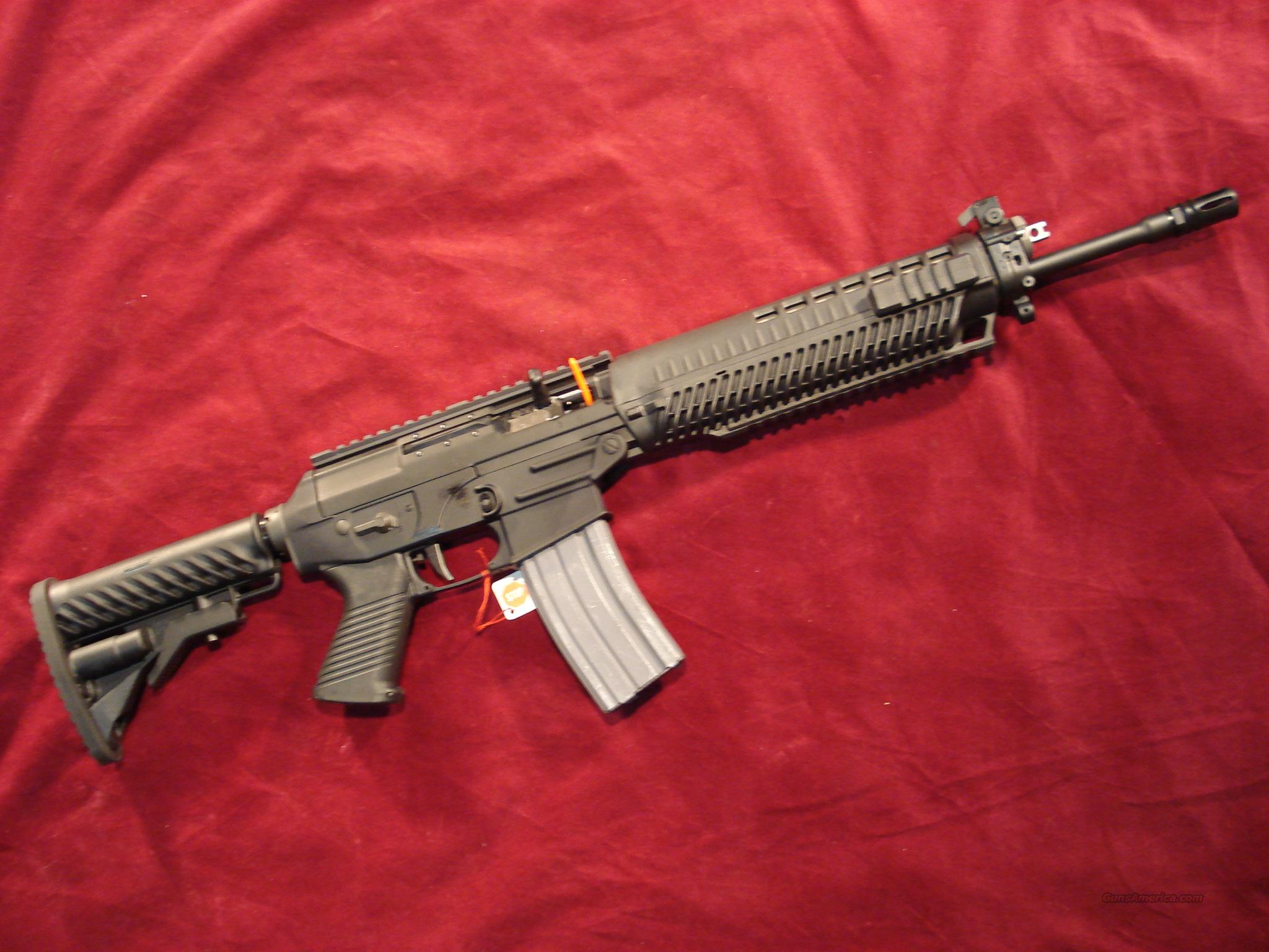 SIGARMS 556 CARBINE RIFLE W/ HALO SIGHT NEW   Guns > Rifles > Sig - Sauer/Sigarms Rifles