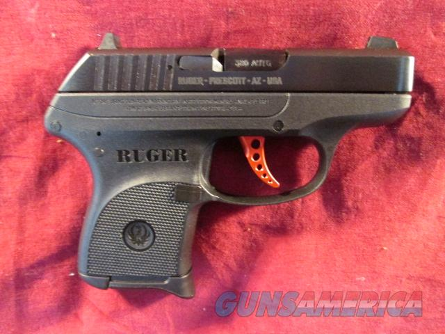 RUGER LCP CUSTOM 380 CAL W/ UPGRADED TRIGGER AND SIGHTS NEW  Guns > Pistols > Ruger Semi-Auto Pistols > LCP