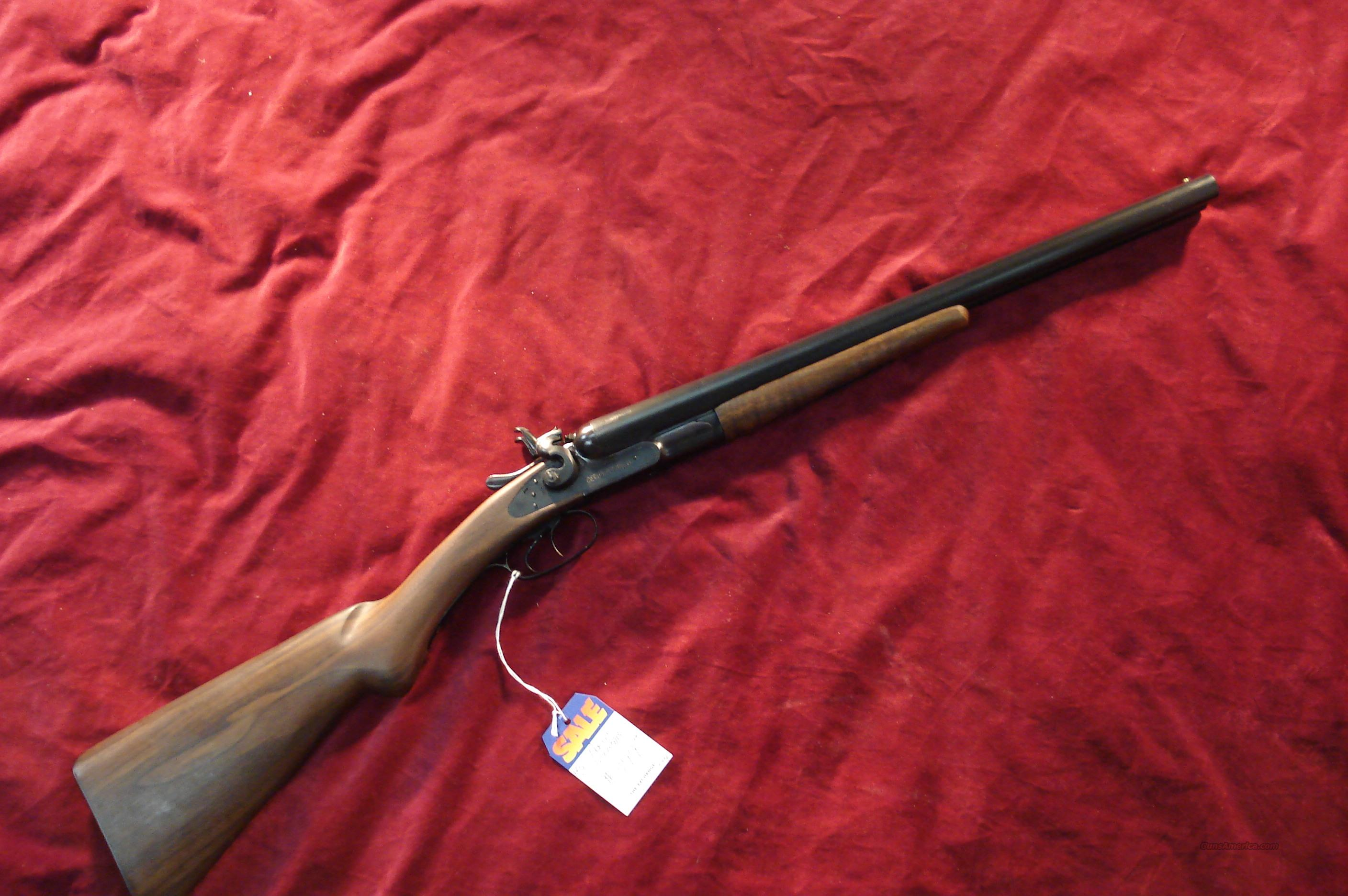 CIMARRON OLD WEST 1878 HAMMER COACH GUN 12G NEW  Guns > Shotguns > Cimmaron Shotguns