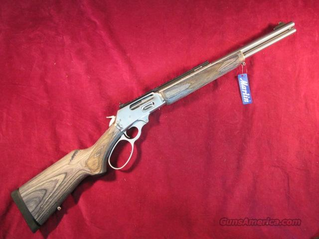 MARLIN 1895SBL STAINLESS LAMINATE BIG LOOP 45/70GOV'T NEW  Guns > Rifles > Marlin Rifles > Modern > Lever Action