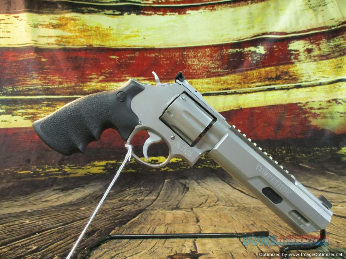 "Smith & Wesson 357 Mag 686 Performance Center 6"" New (170319)   Guns > Pistols > Smith & Wesson Revolvers > Med. Frame ( K/L )"