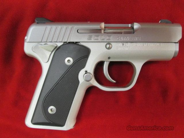 KIMBER STAINLESS SOLO CARRY 9MM USED  Guns > Pistols > Kimber of America Pistols