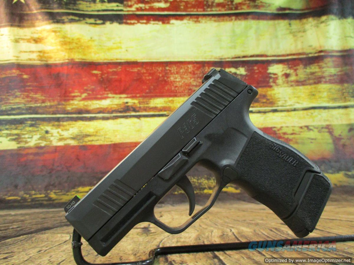 Sig Sauer P365 Micro Compact 9mm 10+1 & 12+1 (67625)  Guns > Pistols > Sig - Sauer/Sigarms Pistols > P365