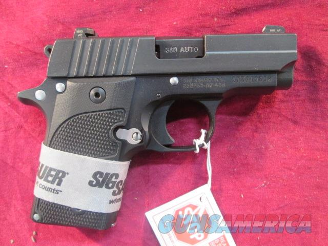 SIG SAUER P238 NIGHTMARE 380CAL W/ NIGHT SIGHTS NEW   (238-380-NMR)  {{ FACTORY MAIL IN REBATE OFFER }}  Guns > Pistols > Sig - Sauer/Sigarms Pistols > P238