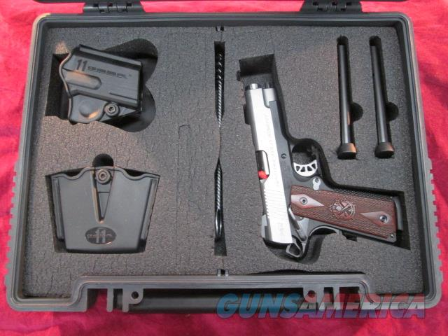 "SPRINGFIELD ARMORY EMP LIGHTWEIGHT CHAMPION 9MM 1911 4"" TWO TONE NEW  Guns > Pistols > Springfield Armory Pistols > 1911 Type"