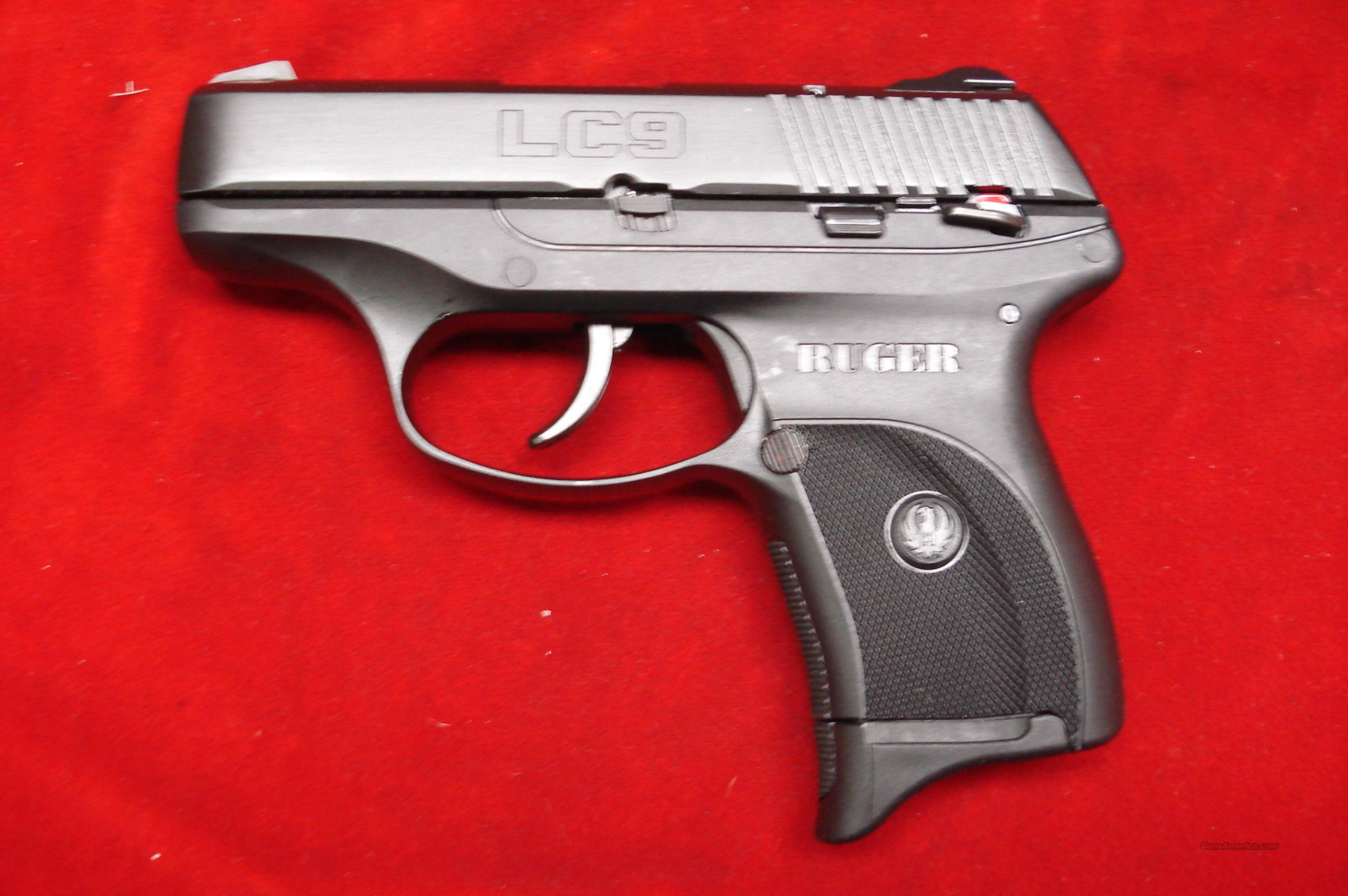 RUGER LC9  (Lightweight Compact nine) 9MM. NEW  Guns > Pistols > Ruger Semi-Auto Pistols > LCP