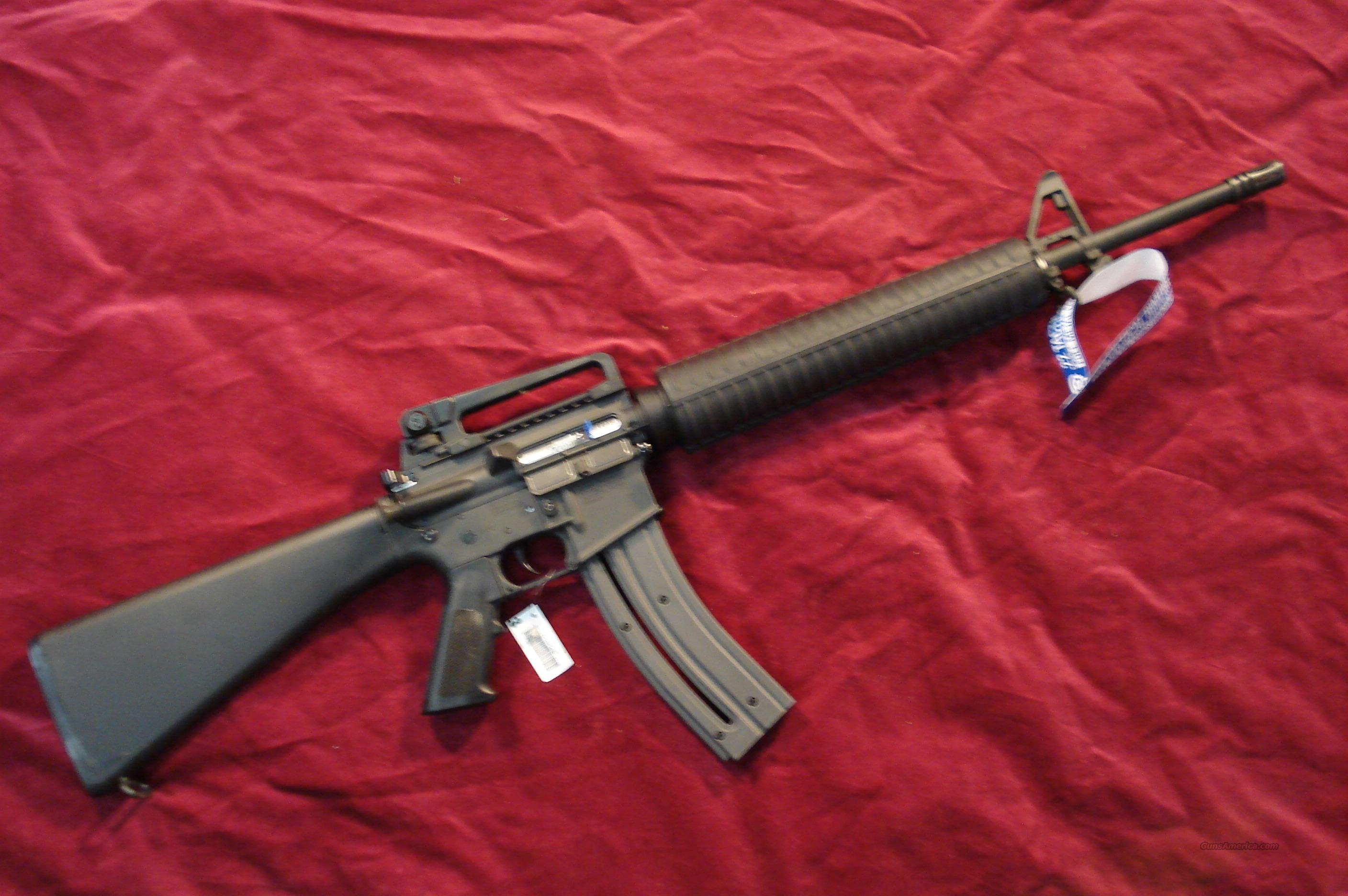 COLT M16 FLAT TOP 22LR CAL. NEW  Guns > Rifles > Colt Military/Tactical Rifles
