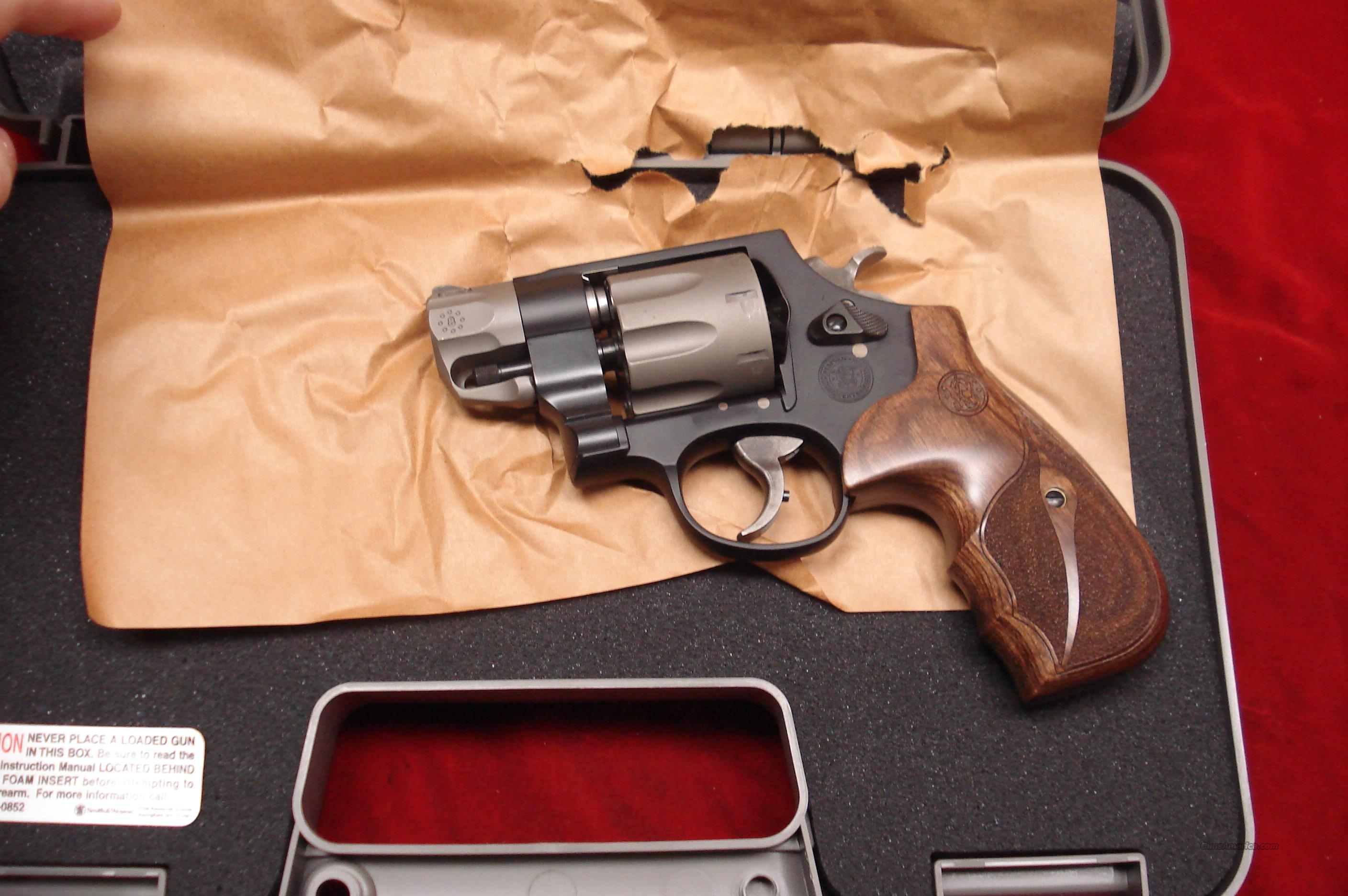 "SMITH AND WESSON MODEL 327  PERFORMANCE CENTER 8 SHOT 357MAG. 2"" BARREL NEW  Guns > Pistols > Smith & Wesson Revolvers > Performance Center"