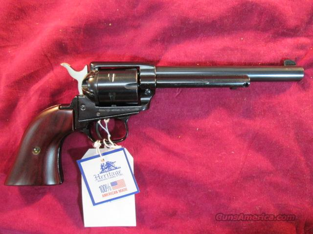 "HERITAGE ARMS ROUGH RIDER 22LR 6.5"" BLUE NEW  (RR22B6)  Guns > Pistols > Heritage"