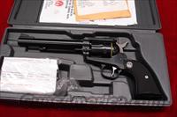 "RUGER NEW MODEL BLACKHAWK .41 MAG 6.5"" BLUE NEW (BN-42L)  Ruger Single Action Revolvers > Blackhawk Type"
