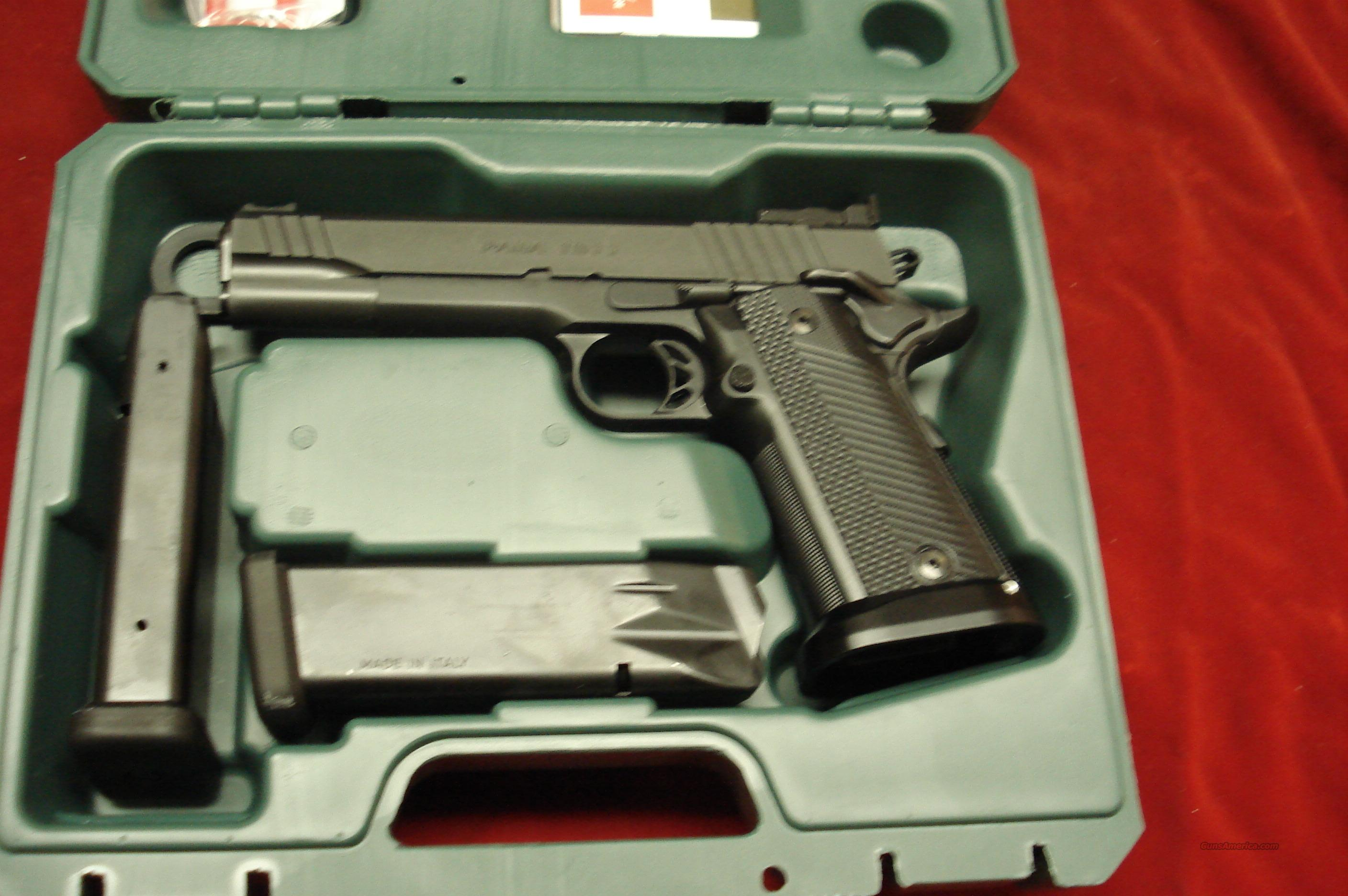 PARA ORDNANCE PRO CUSTOM STAINLESS BLACK IONBOND FINISH  P14-45  HIGH CAPACITY 1911 .45 ACP NEW  Guns > Pistols > Para Ordnance Pistols