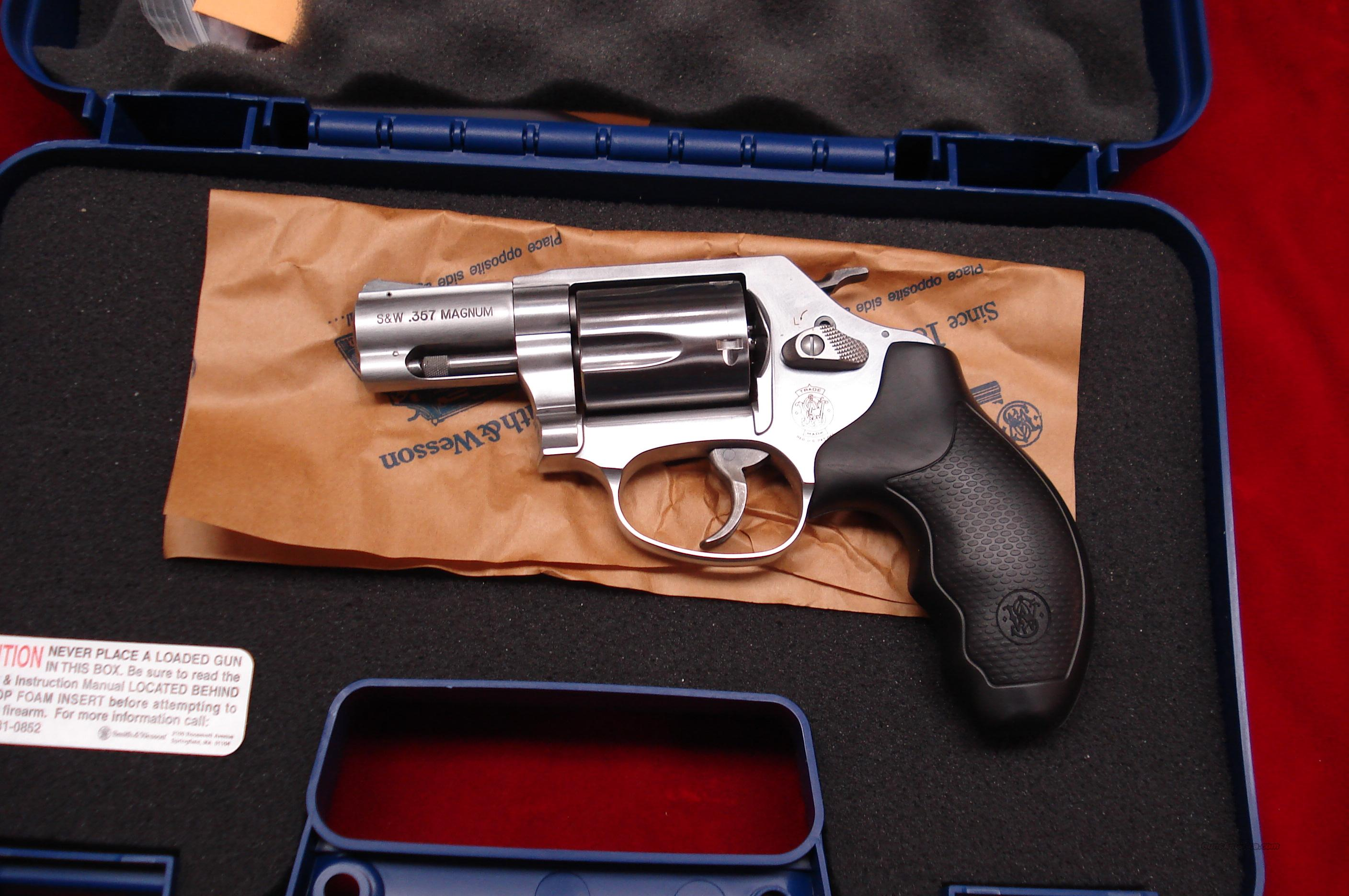 "SMITH AND WESSON MODEL MODEL 60 357MAG 2 1/8"" STAINLESS NEW  Guns > Pistols > Smith & Wesson Revolvers > Pocket Pistols"