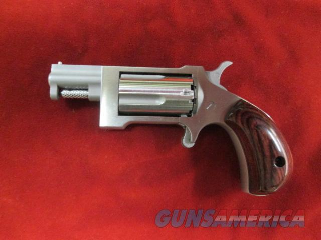 NORTH AMERICAN ARMS SIDEWINDER  STAINLESS MINI REVOLVER 22MAGNUM NEW  Guns > Pistols > North American Arms Pistols