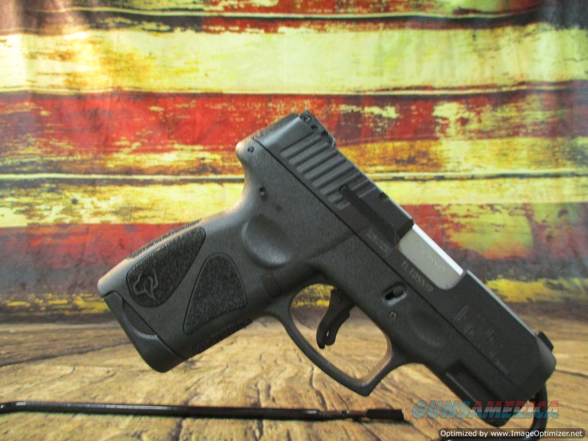 "Taurus G2S Black 9MM 3.25"" New (1-G2S931)  Guns > Pistols > Taurus Pistols > Semi Auto Pistols > Polymer Frame"