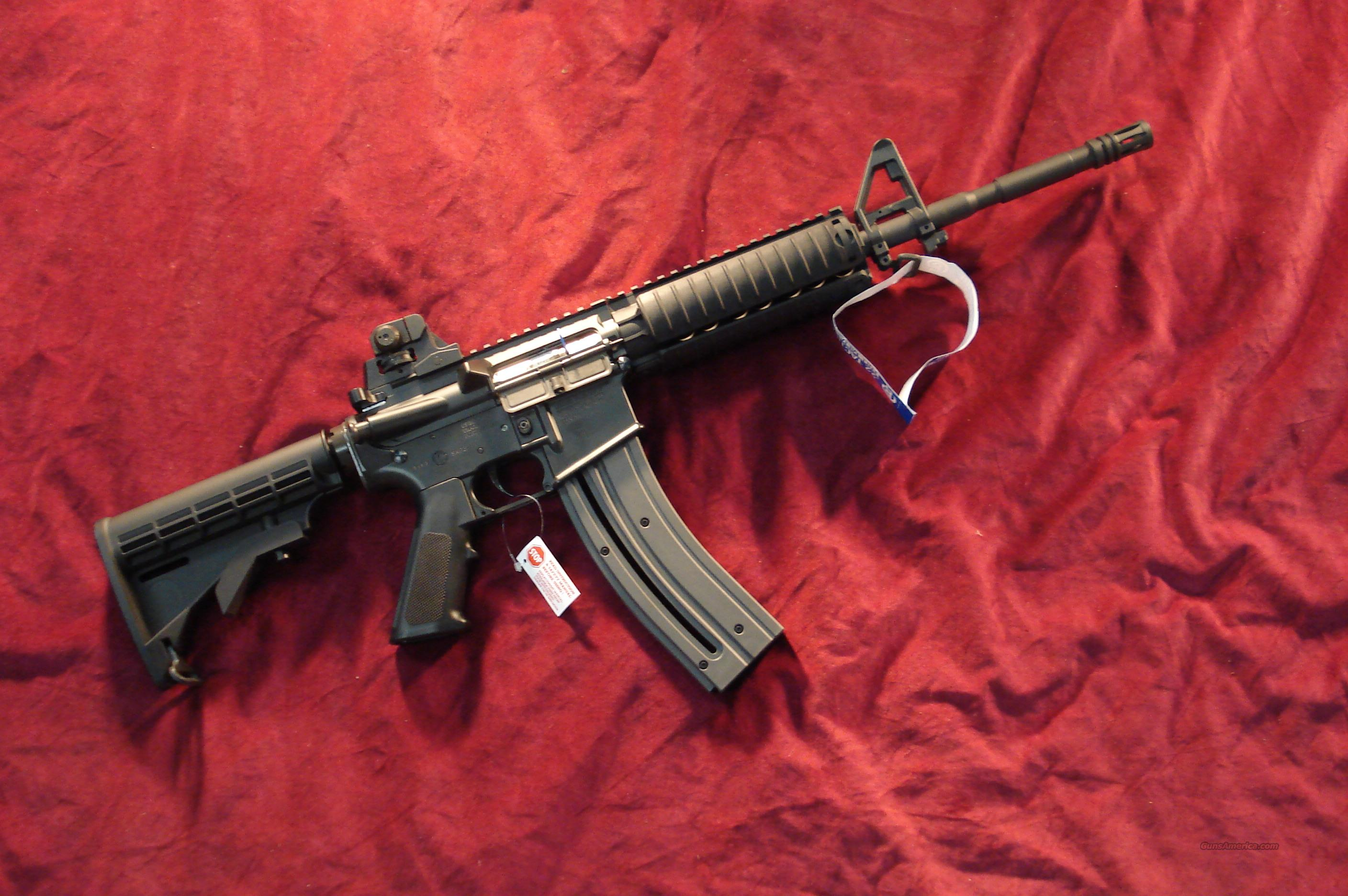 COLT M4 OPS 22LR CAL CARBINE  NEW  (5760302)   Guns > Rifles > Colt Military/Tactical Rifles