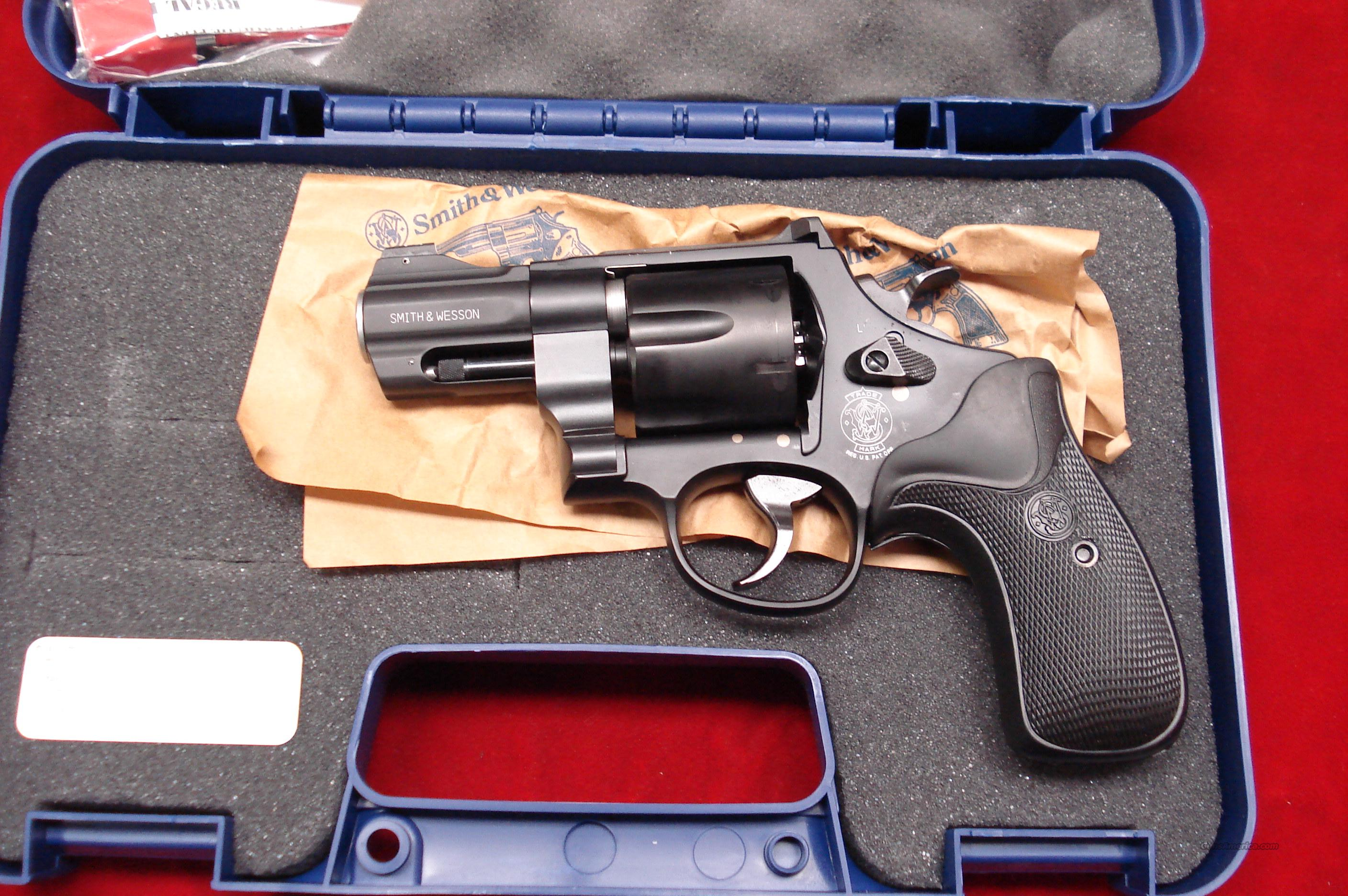SMITH AND WESSON MODEL 310NG NIGHT GUARD 10MM NEW  Guns > Pistols > Smith & Wesson Revolvers > Full Frame Revolver