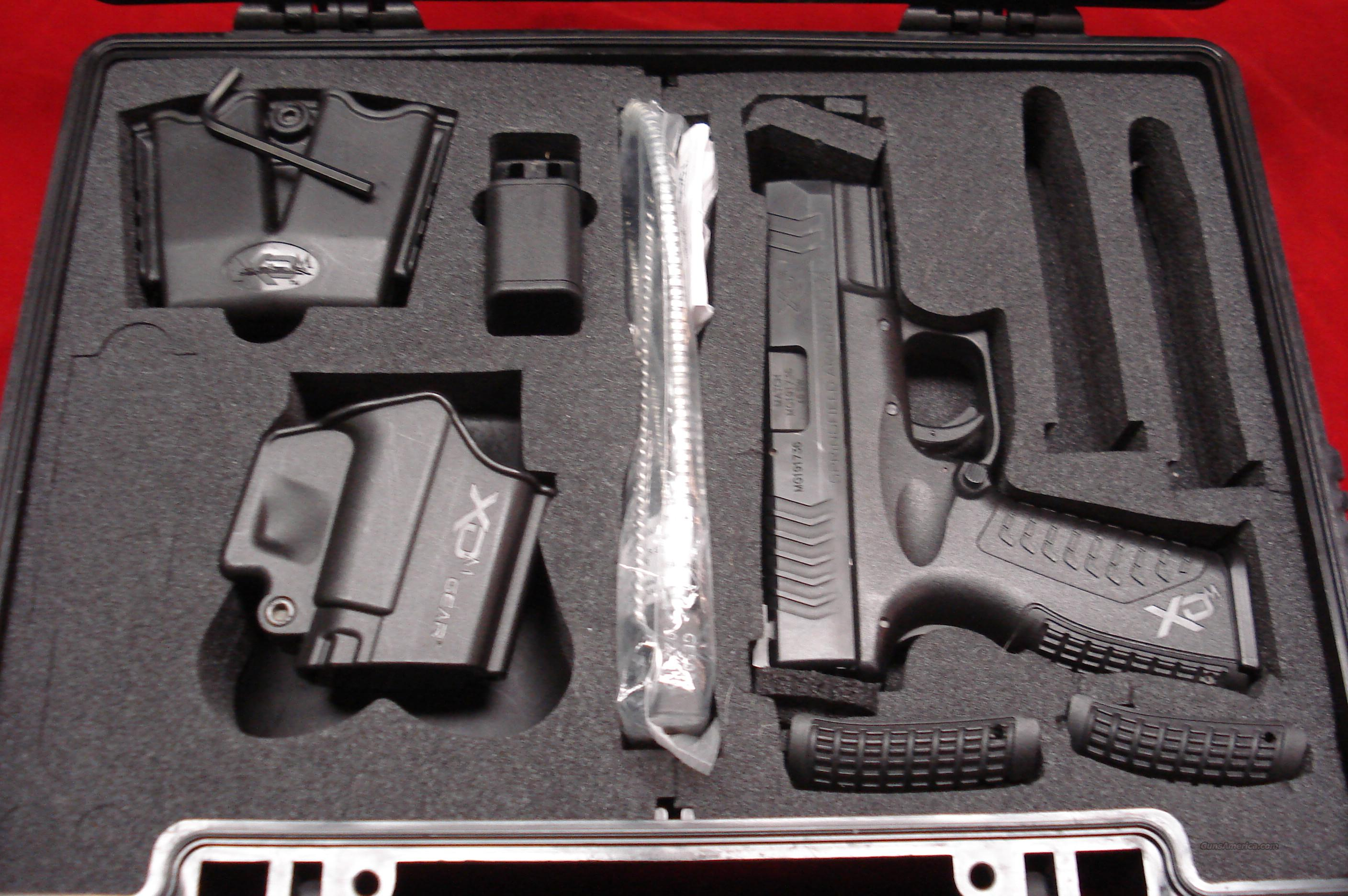 "SPRINGFIELD ARMORY XDM 3.8"" 40 CAL USED  Guns > Pistols > Springfield Armory Pistols > XD (eXtreme Duty)"