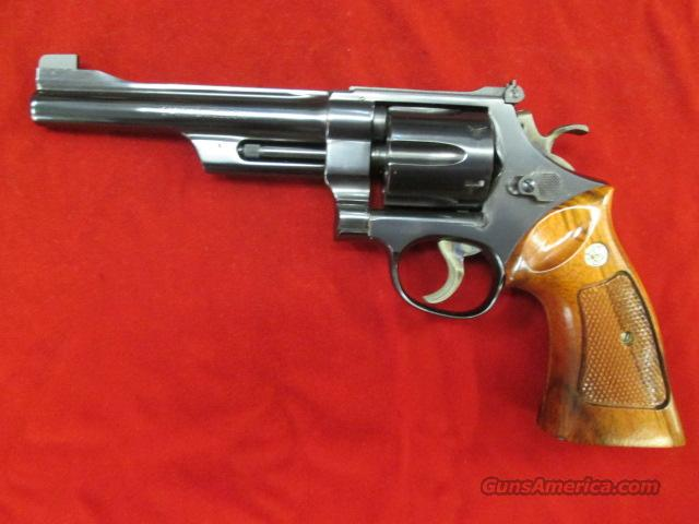 "SMITH AND WESSON MODEL 27 357 MAGNUM 6"" UNFIRED   Guns > Pistols > Smith & Wesson Revolvers > Full Frame Revolver"